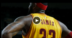 Now a leader, LeBron is undisputed face of theNBA